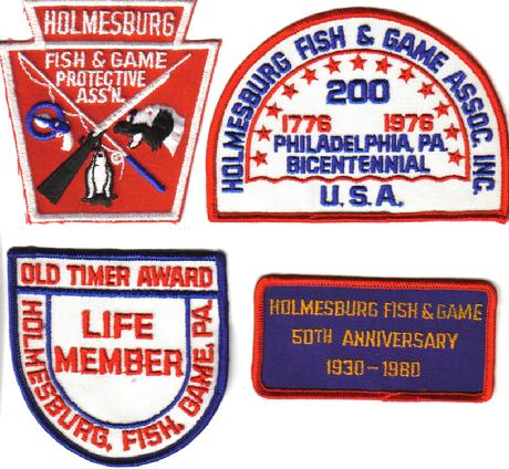 Content for Holmesburg fish and game